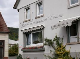 Hotel-Restaurant Lamm