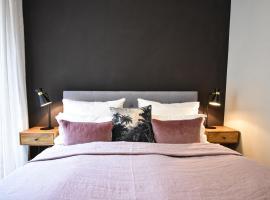 100 qm Luxus Industrial Apartment