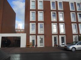 Sewdien's Apartment Maashaven,