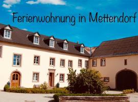 Ferienwohnung in historischem Bauernhaus in der Eifel
