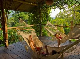 Finca Exotica Eco Lodge, Carate