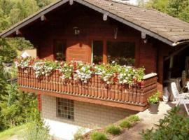 Das Haus am Wald Ferien- & Apartmenthaus