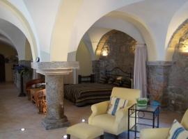 Traumhaftes Gewölbes in historischer Altstadt