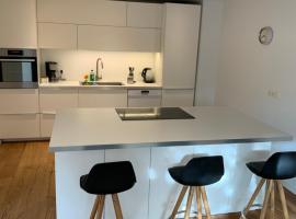 Direkte Nähe zur Uniklinik, Exklusive Wohnung mit eigenem Garten und offener Küche