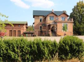 Villa Landidyll beim Grimnitzsee_