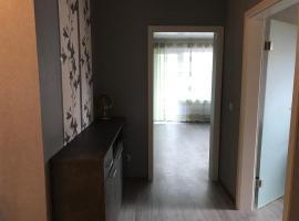 3 -Zimmer Wohnung im Zentrum Bad Nenndorf