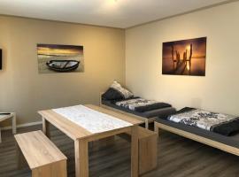 Monteur Design Wohnung