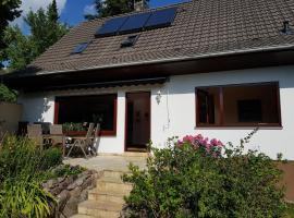 Wellness & Sightseeing in schöner Souterrain Wohnung mit Gartennutzung & Sauna