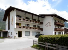 Gästehaus Riml, Längenfeld