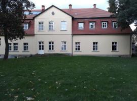 Herrenhaus Striesenow