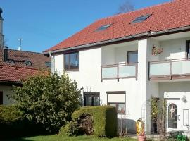 Cozy Apartment in Lechbruck with Central Heating
