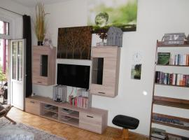 Mitten in Leipzig Wohnung 2