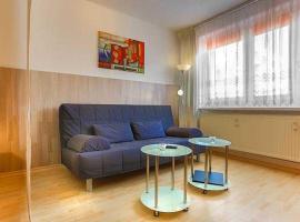 sehr schönes Apartment im Herzen der Hansestadt Greifswald Nr 29-Henning mit Balkon