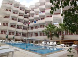 Semiz Apart Hotel, Alanya