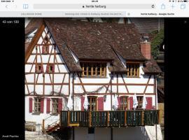 Hotel historisches Hertlehaus