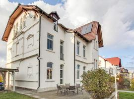 Stunning apartment in Sondershausen w/ 2 Bedrooms