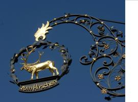 Gasthaus & Hotel Zum Hirschen