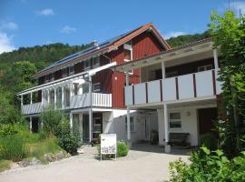 Ferienwohnungen Kätzlehaus