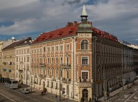 Hotel Polonia, Krakau