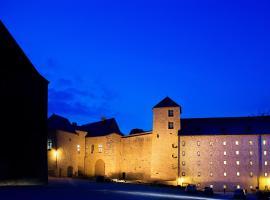 Hôtel Le Château Fort de Sedan, Sedan