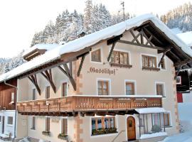 Gasslihof, Sankt Anton am Arlberg