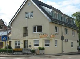 Pension Wauri , Ferienwohnung ' SCHWARZWALD ' , Erdgeschoss