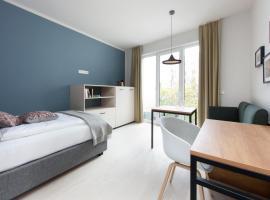 Brera Serviced Apartments Leipzig