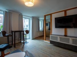Apartment Heinz Ellmann