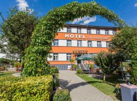 """Hotel Frankfurt Oder """"Zur Alten Oder"""