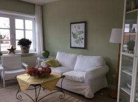 Wohnen im Fachwerkhaus 2, Appartement mit Balkon
