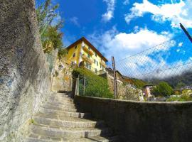 Un Letto a Castello, Castello Tesino
