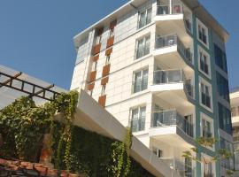 Smartline Sunpark Beach Hotel, Alanya