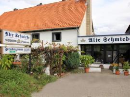 """Hotel & gasthaus """"Alte Schmiede"""""""