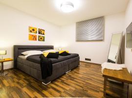 Schöne, moderne Wohnung mit großer Sonnenterrasse