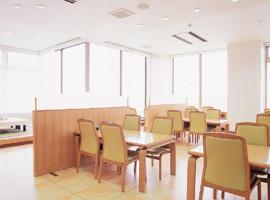Hotel Okabe Shiosaitei, Wakkanai