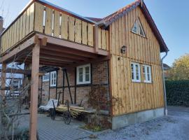 Eggert's Ferienhaus zum Apfelgarten