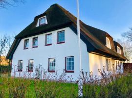 Ferienwohnung im Landhaus am Mühlendeich