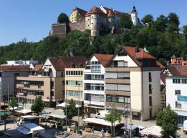 Große Penthouse Wohnung mit Schlossblick Zentral in Heidenheim