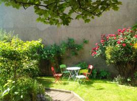 Villa Les Palmiers, Wimereux