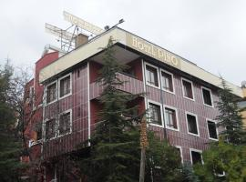 Parlamenter Hotel, Анкара
