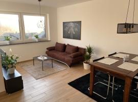 Schönes helles 2,5 Zimmer Apartment in ruhiger Lage, 4 km vom Zentrum entfernt