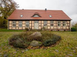Altes Pastorat Schwichtenberg
