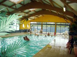 Camping les Genets, Cancale