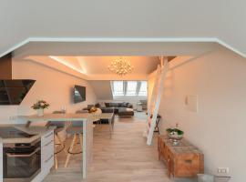 IW Boarding - Apartment Dachgeschoss
