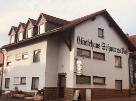 Landgasthof Zum Schwarzen Roß