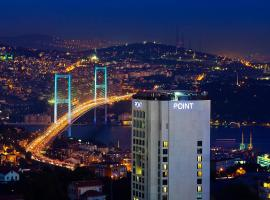 Point Hotel Barbaros, Estambul
