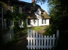 Gemütliches strohgedecktes Ferienhaus an der Nordsee