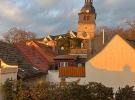 Ferienhaus unterm Schiefen Turm