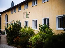 Hotel Garni Haidhof