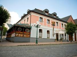 Hotel Club, Kežmarok